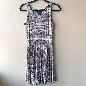❤️Fun Print CYNTHIA ROWLEY Casual Dress